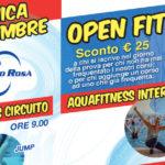 Open Fitness 2018 - Centro Nuoto Rosà